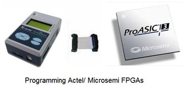 Microsemi programmer