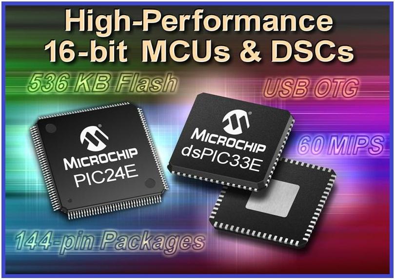 Microchip MCU