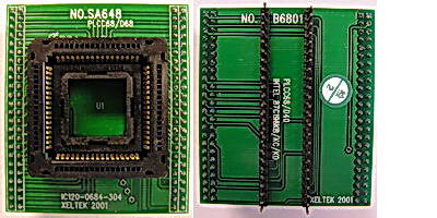 SA648-B6801 Socket Adapter