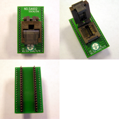 SA602 Socket Adapter