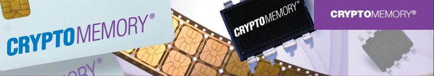Atmel CryptoMemory programmer