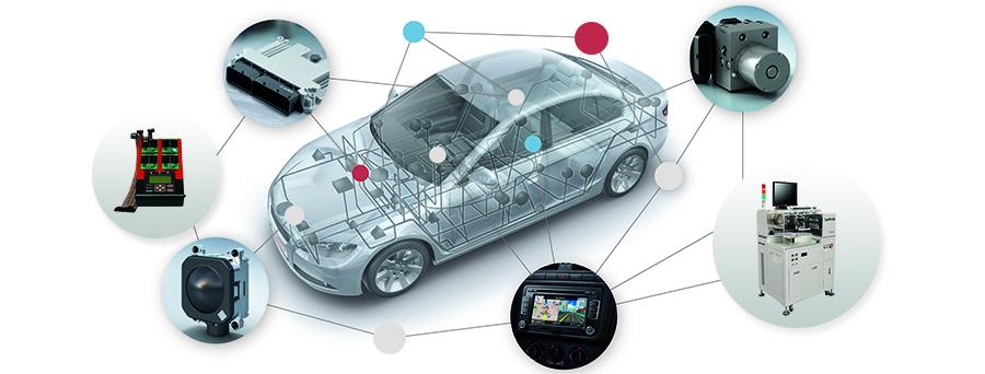 automotive electronics programming
