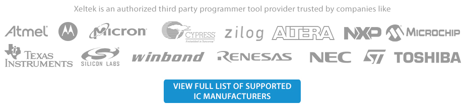 IC manufacturers