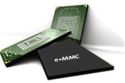 EMMC memory programming